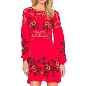 For love and lemons Isabella Dress